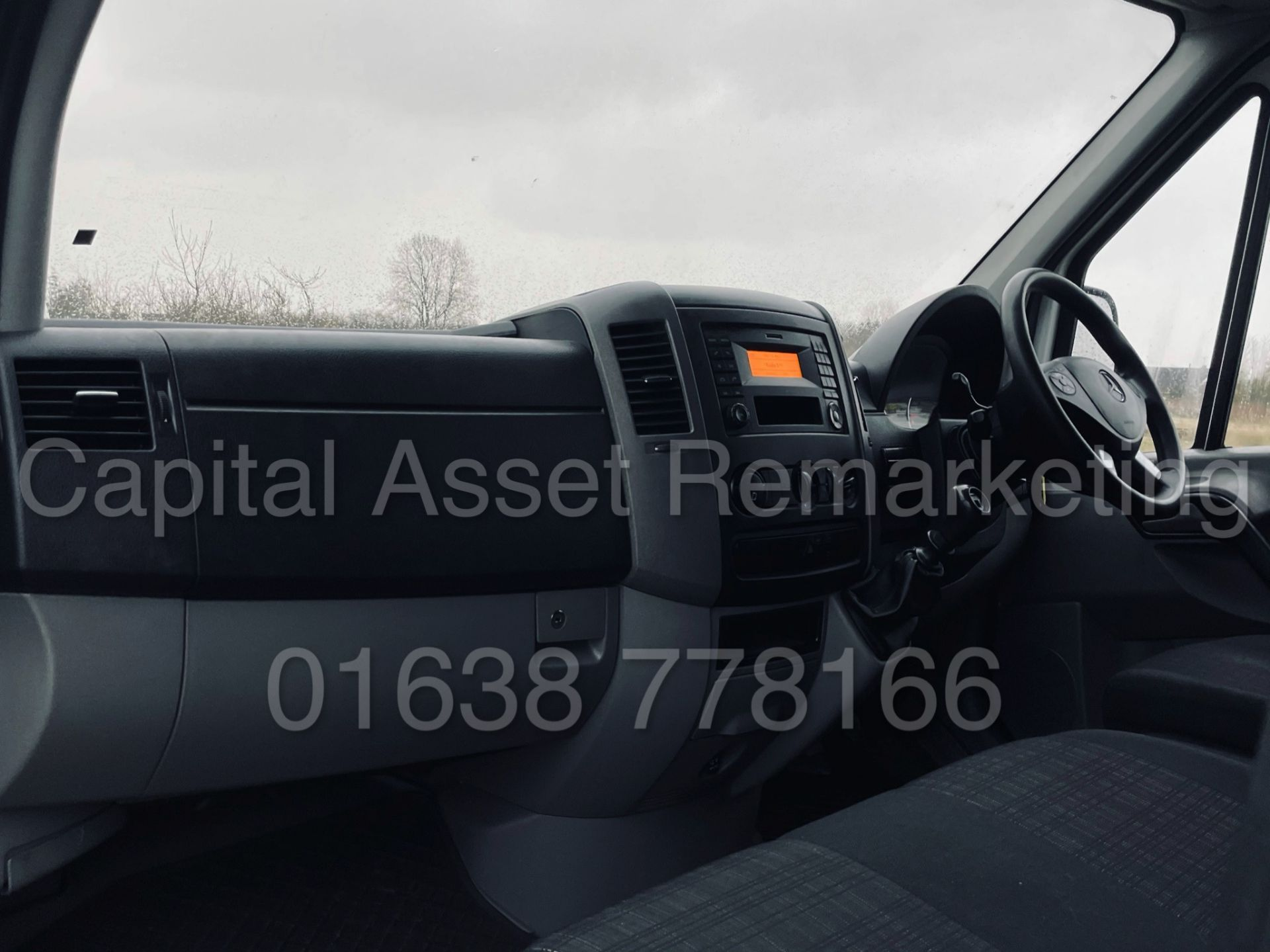 (On Sale) MERCEDES-BENZ SPRINTER 314 CDI *LWB HI-ROOF* (67 REG - EURO 6) '140 BHP-6 SPEED' (1 OWNER) - Image 19 of 37