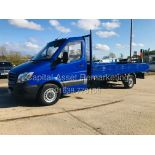 "MERCEDES SPRINTER 314CDI ""14FT ALLOY DROPSIDE BODY"" 1 OWNER (2017 MODEL) EURO 6 / ULEZ COMPLIANT"