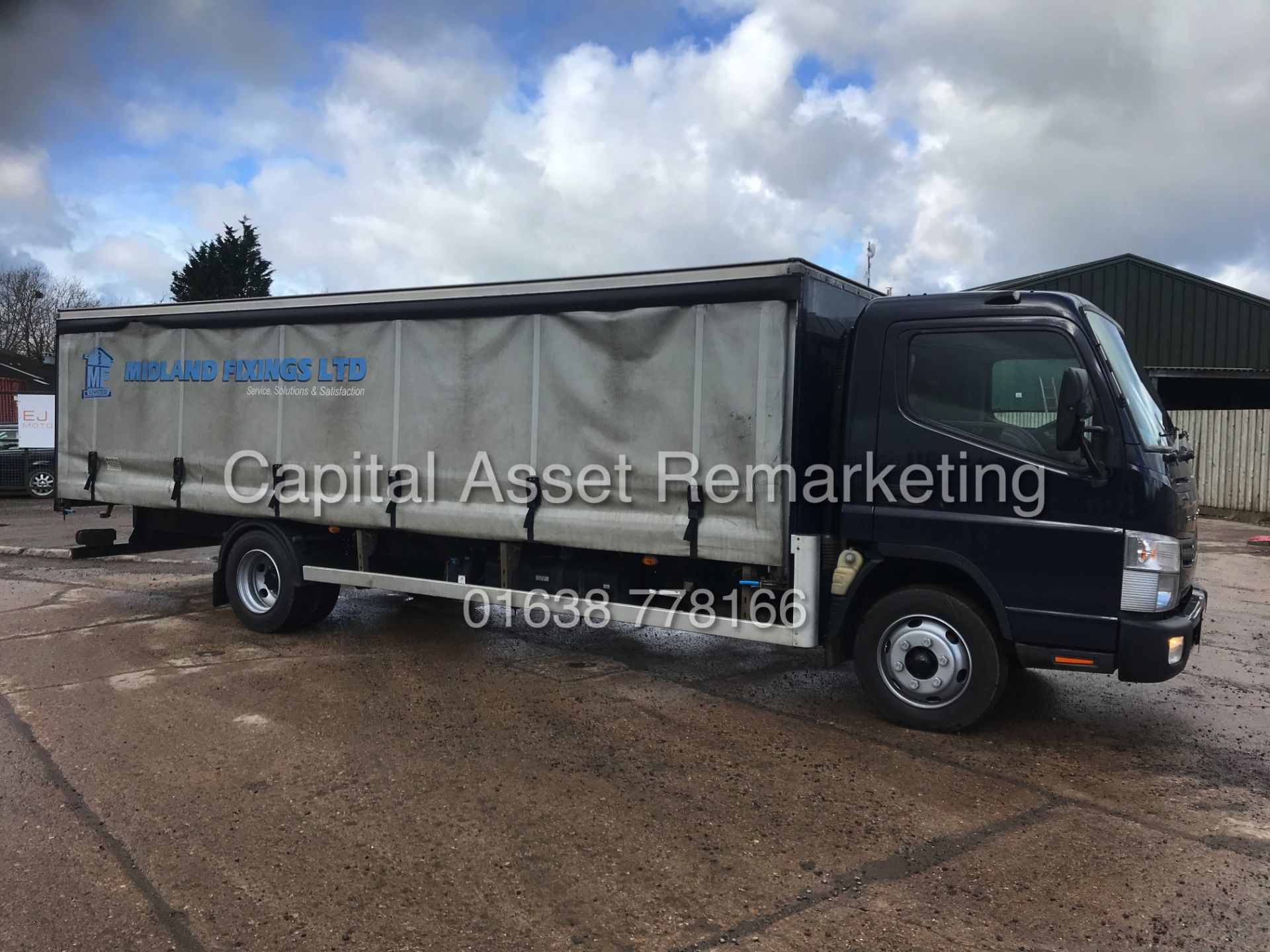 (ON SALE) MITSUBISHI FUSO CANTER 7C18 (16 REG) 1 OWNER *EURO 6* AD-BLUE - 4 WAY CAMERA SYSTEM - Image 7 of 20