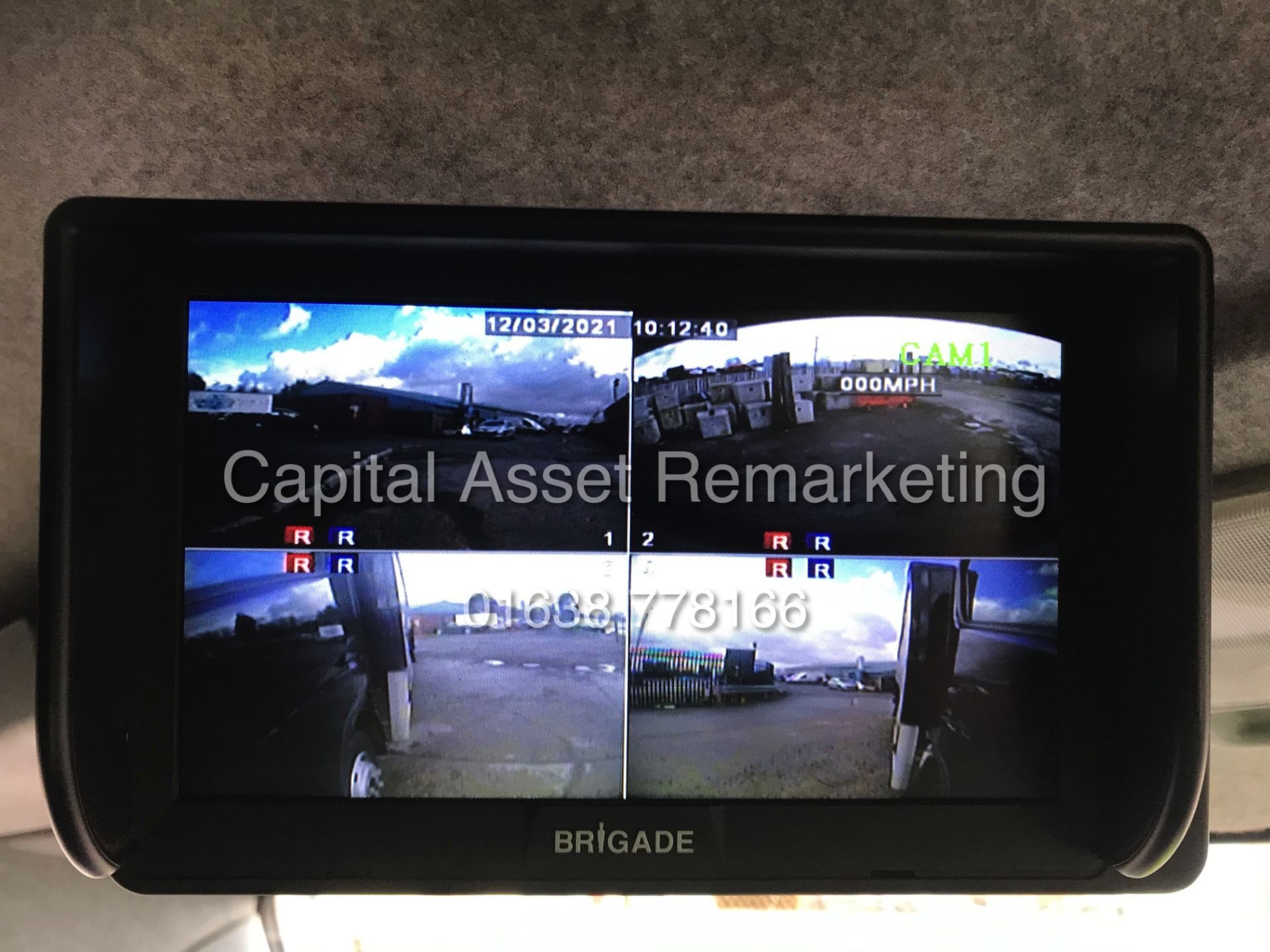 (ON SALE) MITSUBISHI FUSO CANTER 7C18 (16 REG) 1 OWNER *EURO 6* AD-BLUE - 4 WAY CAMERA SYSTEM - Image 18 of 20