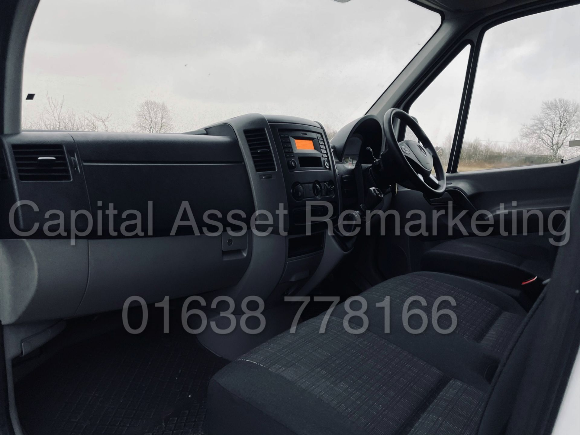(On Sale) MERCEDES-BENZ SPRINTER 314 CDI *LWB HI-ROOF* (67 REG - EURO 6) '140 BHP-6 SPEED' (1 OWNER) - Image 18 of 37