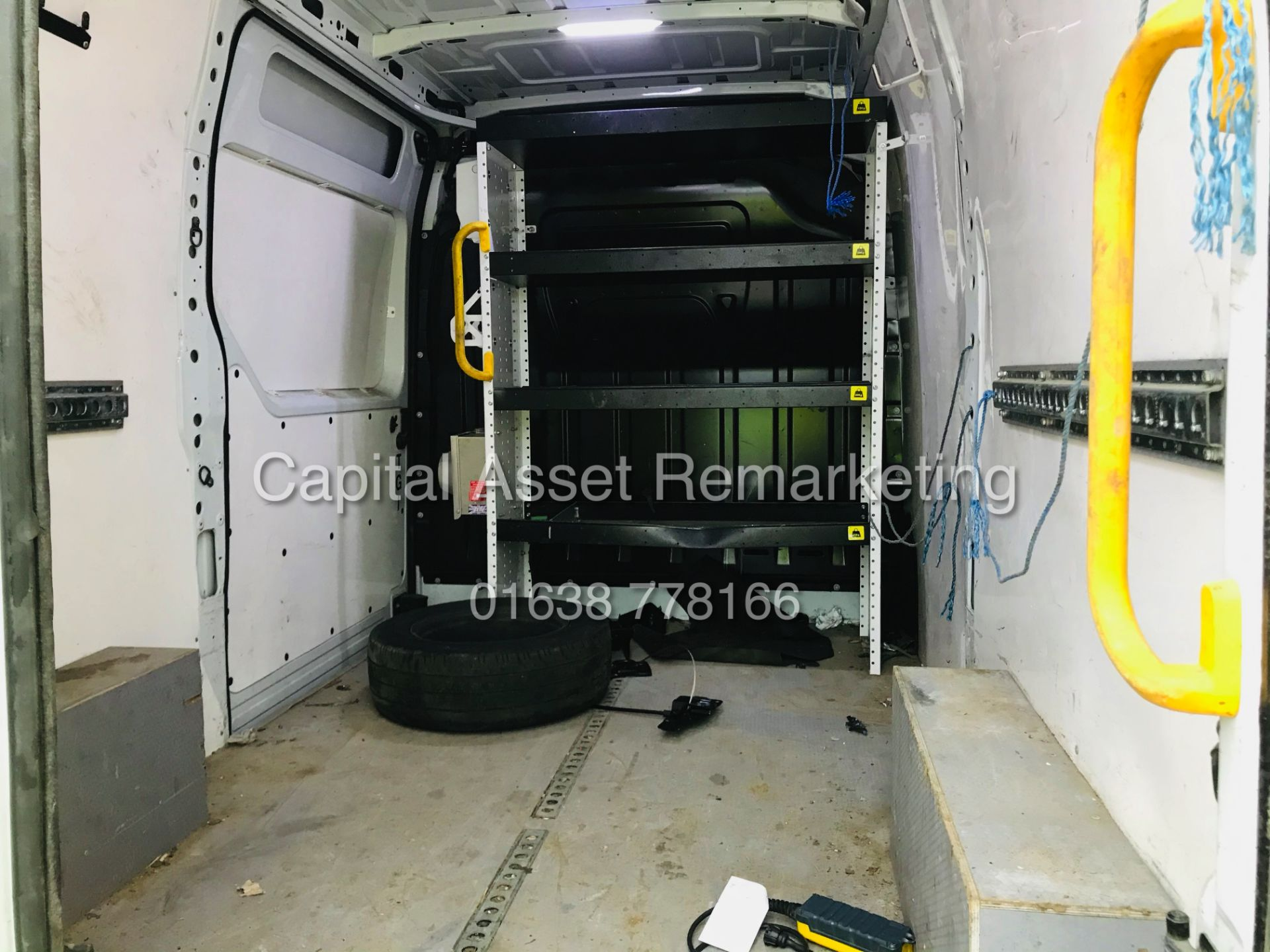 (ON SALE) VAUXHALL MOVANO 2.3 CDTI F3300 (2017 MODEL) FSH *EURO 6* FITTED TAIL LIFT-ELEC PACK *RARE* - Image 20 of 21