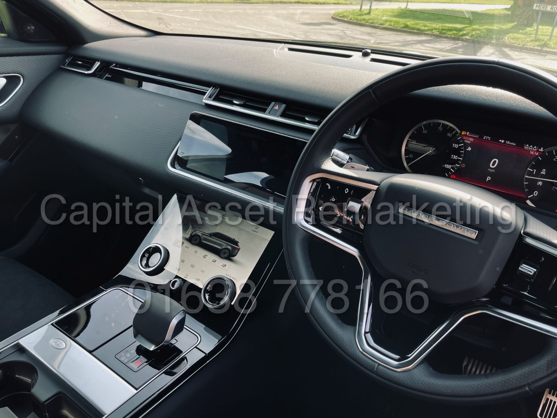 (On Sale) RANGE ROVER VELAR *R-DYNAMIC* SUV (2021) *8 SPEED AUTO - LEATHER* (DELIVERY MILES) - Image 39 of 50