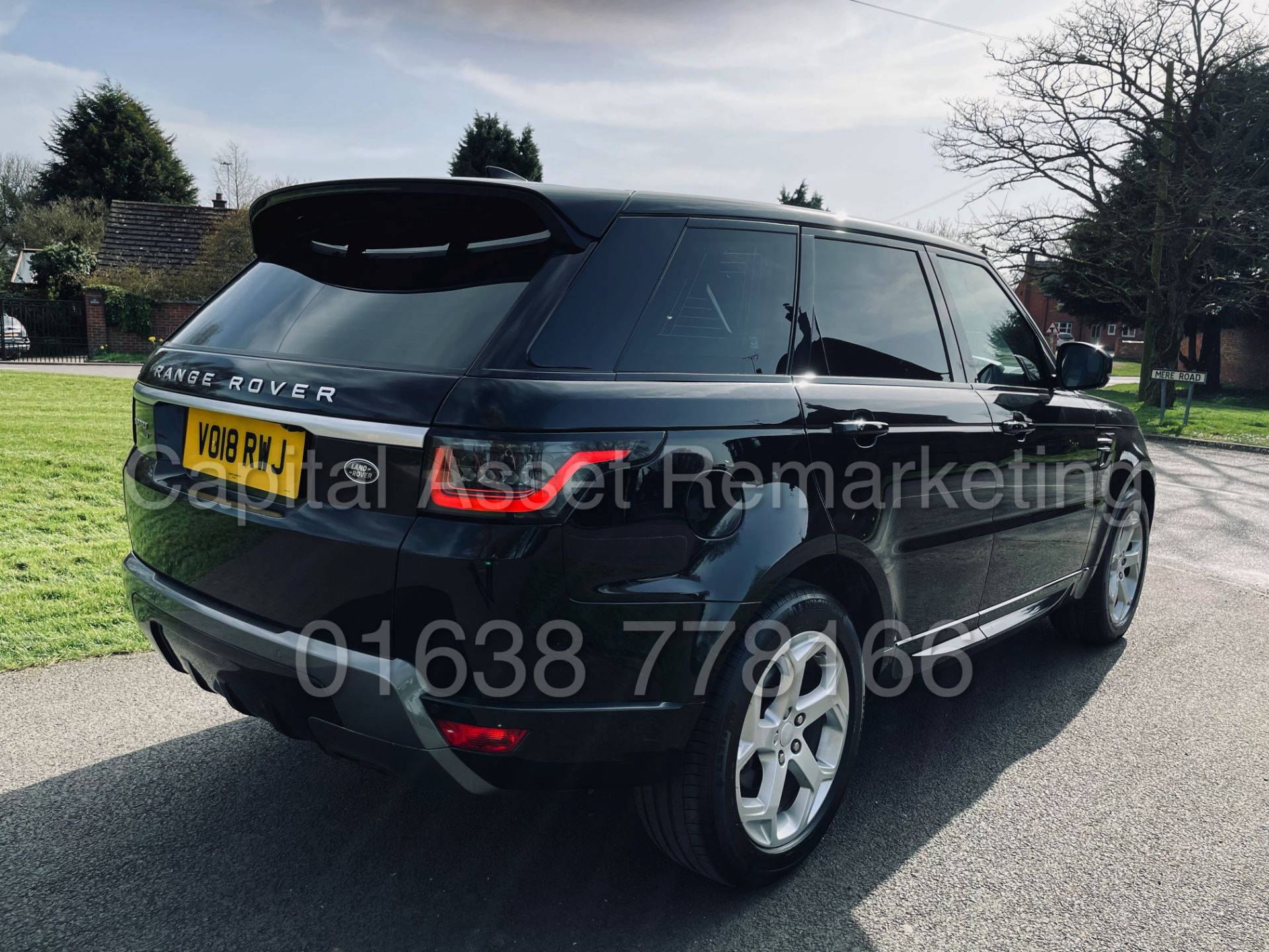 (On Sale) RANGE ROVER SPORT *HSE EDITION* SUV (2018 - NEW MODEL) '8 SPEED AUTO' *FULLY LOADED* - Image 12 of 55