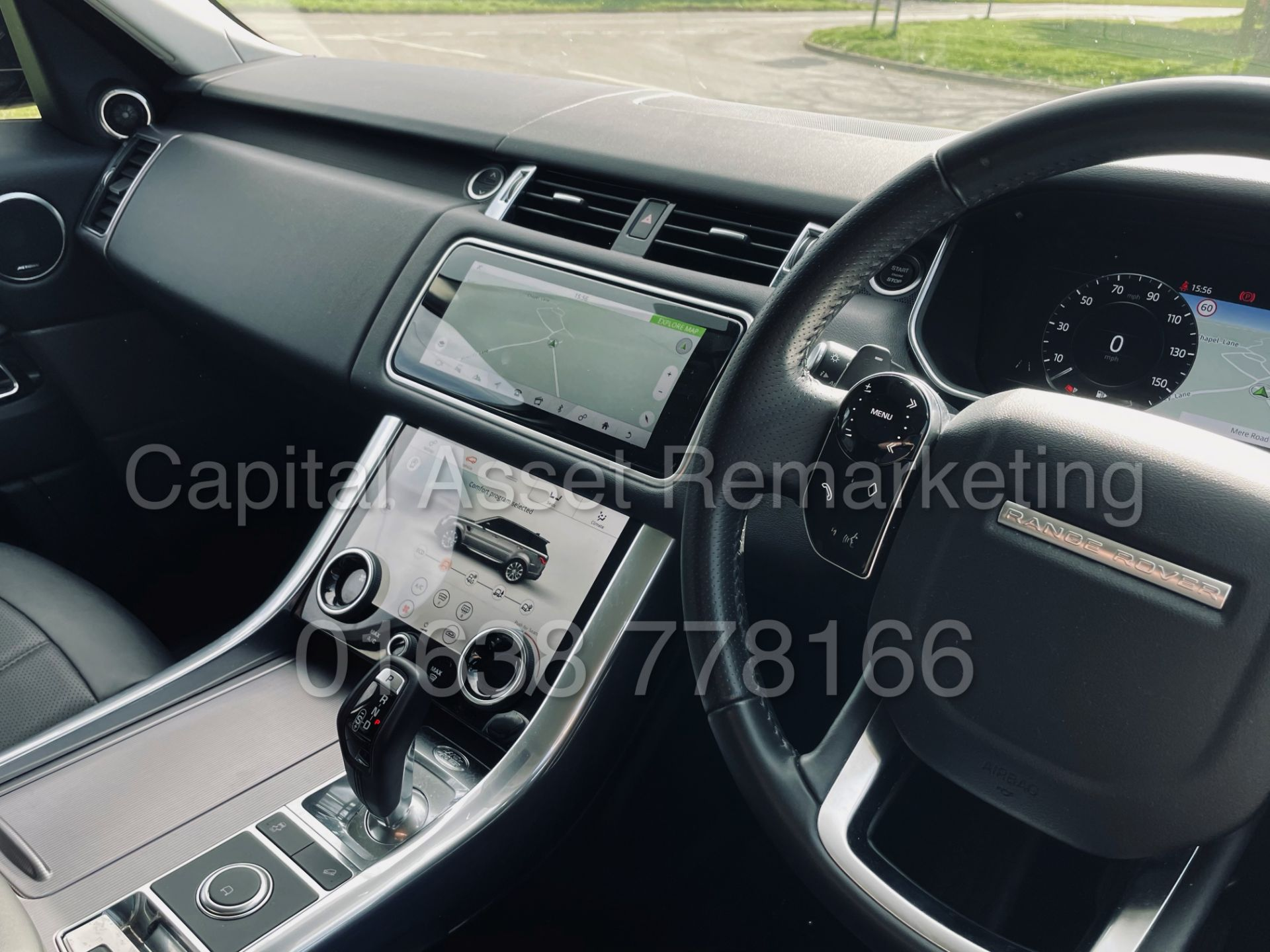 (On Sale) RANGE ROVER SPORT *HSE EDITION* SUV (2018 - NEW MODEL) '8 SPEED AUTO' *FULLY LOADED* - Image 43 of 55