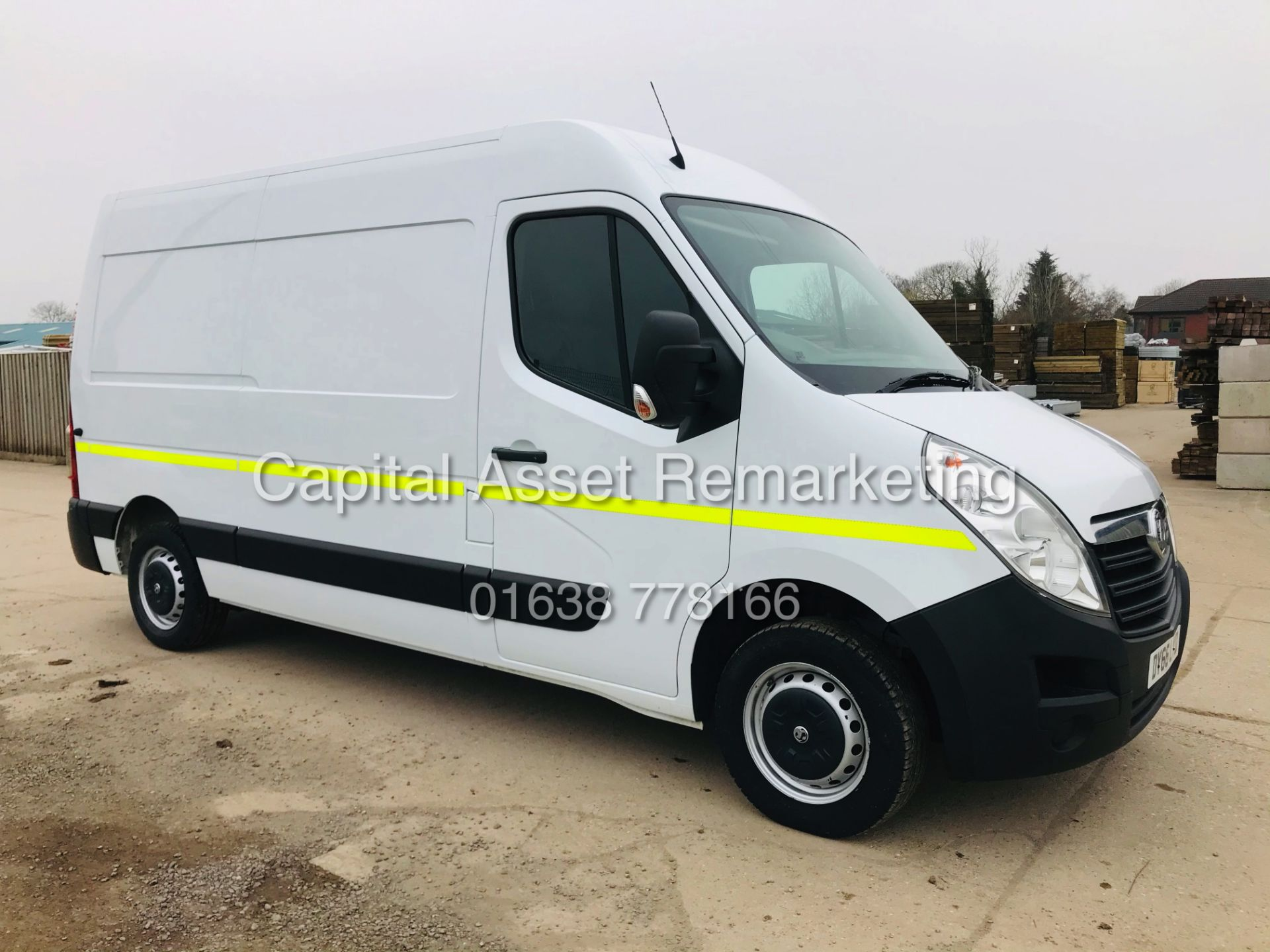 (ON SALE) VAUXHALL MOVANO 2.3 CDTI F3300 (2017 MODEL) FSH *EURO 6* FITTED TAIL LIFT-ELEC PACK *RARE* - Image 6 of 21