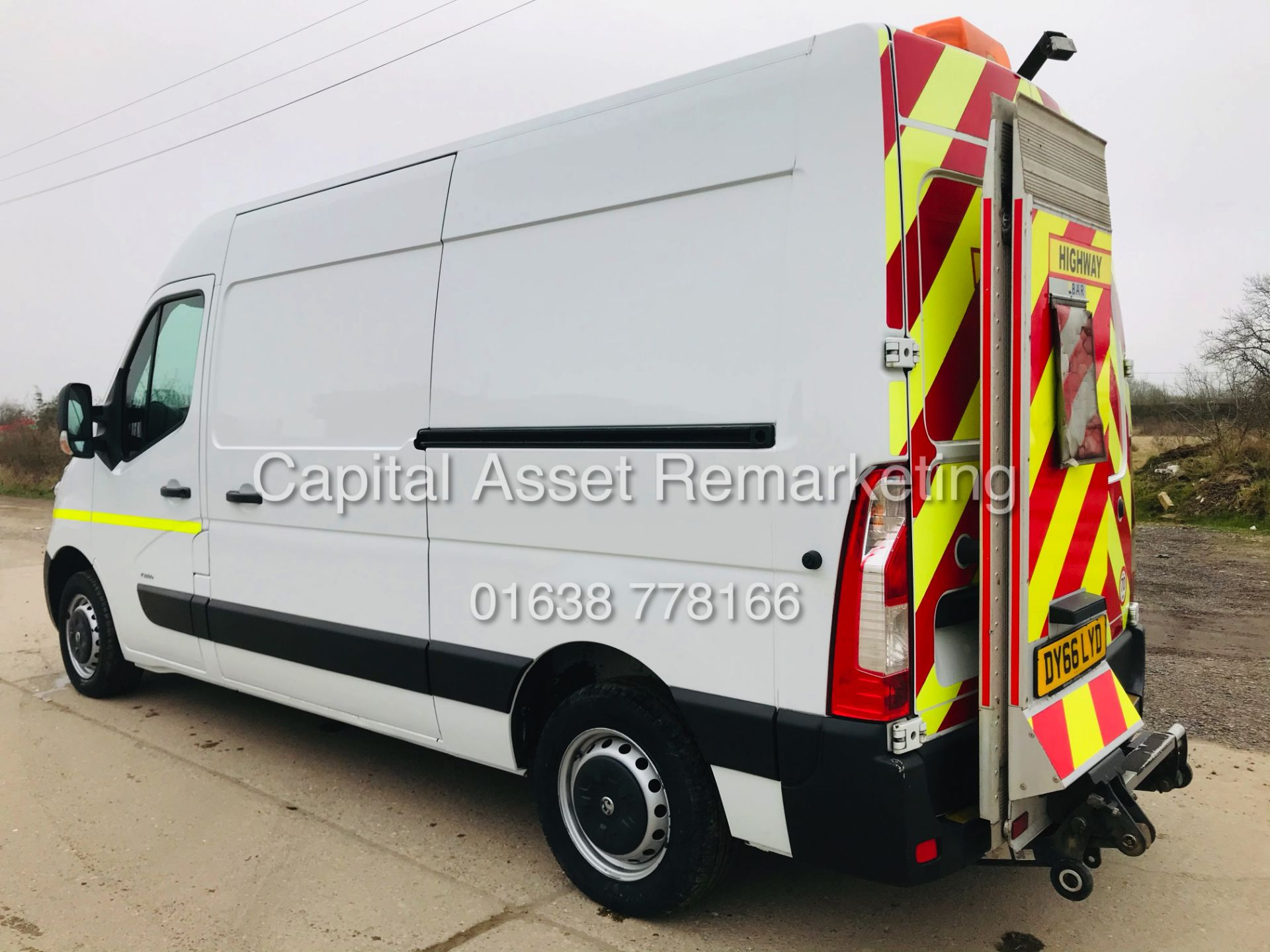 (ON SALE) VAUXHALL MOVANO 2.3 CDTI F3300 (2017 MODEL) FSH *EURO 6* FITTED TAIL LIFT-ELEC PACK *RARE* - Image 9 of 21