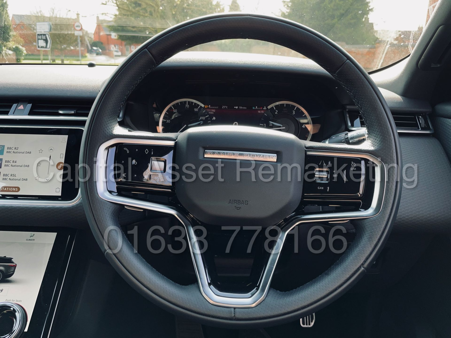 (On Sale) RANGE ROVER VELAR *R-DYNAMIC* SUV (2021) *8 SPEED AUTO - LEATHER* (DELIVERY MILES) - Image 48 of 50
