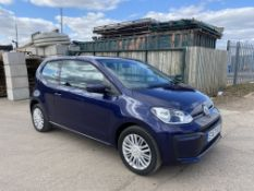 """ON SALE VOLKSWAGEN UP """"MOVE"""" 1.0 PETROL (2018 MODEL) - 1 KEEPER - AIR CON - ALLOYS - GREAT SPEC!!!"""