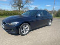 "BMW 320D ""SPECIAL EQUIPMENT"" AUTO (181BHP) SAT NAV - LEATHER *GREAT SPEC* (15 REG) NO VAT -SAVE 20%"