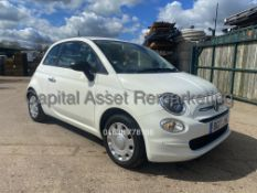 """On Sale FIAT 500 """"POP"""" 1 OWNER (17 REG ) ONLY 30,000 MILES FSH - CRUISE - ELEC PACK -"""