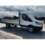 ON SALE FORD TRANSIT 130 T350 *LWB - ALLOY DROPSIDE * (2018 MODEL - EURO 6) '130 BHP - ' (1 OWNER)