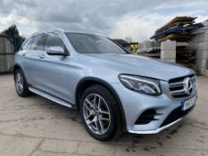 "ON SALE MERCEDES GLC 250d 4MATIC ""AMG-LINE"" (17 REG) 1 KEEPER - HUGE SPEC - SAT NAV - LEATHER - WOW!"