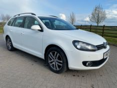 ON SALE VOLKSWAGEN GOLF 'SPECIAL - EDITION' BLUE MOTION (12 - REG) 1598 CC **NO VAT SAVE 20 % !!!**