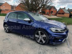 (ON SALE) VOLKSWAGEN GOLF R *4-MOTION* 5 DR HATCHBACK (2019) '2.0 TSI -300 BHP -AUTO DSG' *TOP SPEC*