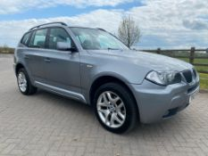 BMW X3 *M-SPORT EDITION* (2007 - 07 REG) '2.0 DIESEL - 147 BHP' *AIR CON* (NO VAT - SAVE 20%)