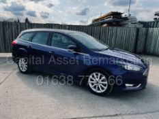 FORD FOCUS *TITANIUM NAVIGATION* 5 DOOR ESTATE (2017 - EURO 6) '2.0 TDCI - 150 BHP - 6 SPEED'
