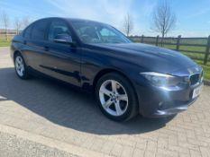 "BMW 320d ""SE MEDIA EDITION"" AUTO - NEW SHAPE-15 REG - LEATHER- 1 KEEPER- SAT NAV - HUGE SPEC"