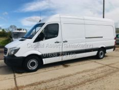 """(On Sale) MERCEDES SPRINTER 313CDI """"130BHP"""" LWB (16 REG) 1 OWNER - ONLY CARRIED LIGHT LOADS - CRUISE"""