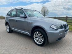 BMW X3 *M-SPORT EDITION* (2007 - 07 REG) '2.0 DIESEL - 147 BHP' *AIR CON* (NO VAT - SAVE 20%)