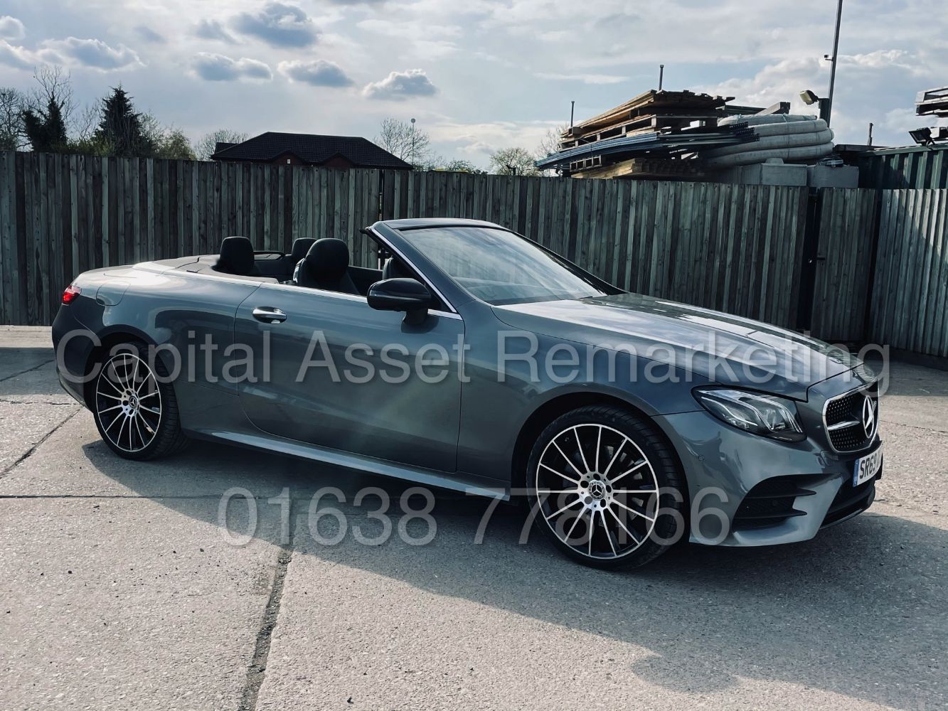 2020 Mercedes-Benz E220d 4-MATIC *AMG Premium Plus - Cabriolet* - 2020 Ford Transit Custom *Tourneo - 9 Seater* + Many More: Cars & Commercials