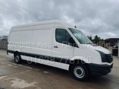 (On Sale) VOLKSWAGEN CRAFTER *LWB HI-ROOF* (2017 - EURO 6) '2.0 TDI BMT - 6 SPEED' *CRUISE CONTROL*