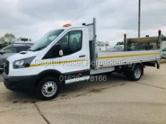 """ON SALE FORD TRANSIT 2.0TDCI (2019 MODEL) 350 L4 MODEL """"TWIN REAR WHEELS"""" 1 OWNER*AIR CON* TAIL LIFT"""