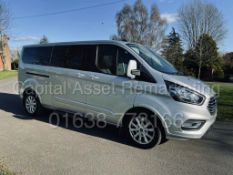 (On Sale) FORD TRANSIT CUSTOM TOURNEO *TITANIUM - 9 SEATER BUS* (2020 MODEL) '2.0 TDCI - AUTOMATIC'