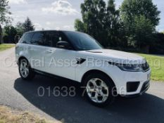 (On Sale) RANGE ROVER SPORT *HSE EDITION* SUV (2018 - NEW MODEL) '8 SPEED AUTO - LEATHER - NAV'