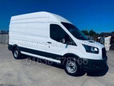 (On Sale) FORD TRANSIT 130 T350 *LWB HI-ROOF* (2018 - EURO 6) '2.0 TDCI - 6 SPEED' *U-LEZ* *AIR CON*
