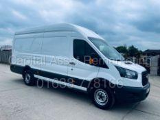 FORD TRANSIT 130 T350 *L4 - XLWB HI-ROOF* (2019 - EURO 6) '2.0 TDCI - 6 SPEED' (1 OWNER) *AIR CON*