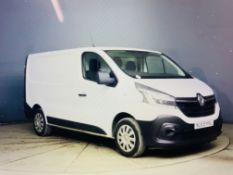 """(On Sale) RENAULT TRAFIC SL28 2.0""""CDTI"""" (120) ENERGY """"BUSINESS"""" 69 REG - 1 KEEPER - LOW MILES - WOW"""