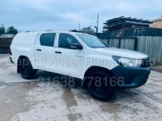 TOYOTA HILUX *ACTIVE EDTION* (2017 - NEW MODEL) '2.4 D-4D - 150 BHP' (1 OWNER FROM NEW) *U-LEZ*