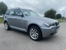 On Sale BMW X3 *M-SPORT EDITION* (2007 - 07 REG) '2.0 DIESEL - 147 BHP' *AIR CON* (NO VAT - SAVE 20%