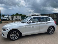 """(On Sale) BMW 116d """"SPORT"""" 5DR (2015) 49,000 MILES - AC / CLIMATE *EURO 6* ELEC PACK - CRUISE - NAV"""