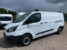 """FORD TRANSIT CUSTOM 2.2TDCI 290 """"ECO-TECH"""" 1 OWNER WITH HISTORY (15 REG)"""