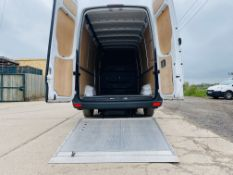 """ON SALE MERCEDES SPRINTER 314CDI """"LWB"""" HIGH ROOF WITH REAR ELECTRIC TAIL LIFT - 1 OWNER - FSH"""
