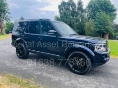 LAND ROVER DISCOVERY 4 *HSE* 7 SEATER SUV (2014 - NEW MODEL) '3.0 SDV6 - 255 BHP - 8 SPEED AUTO'