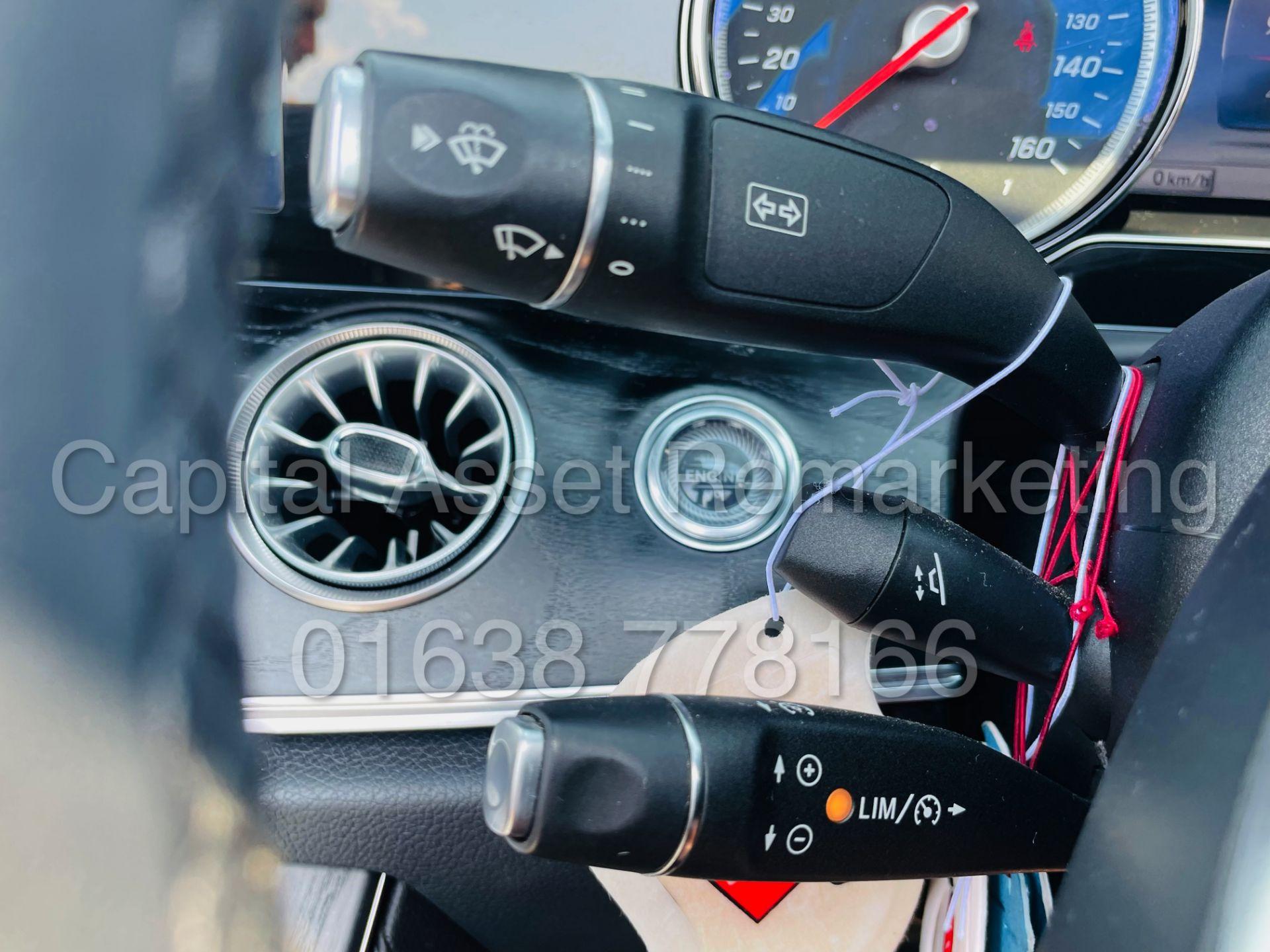 MERCEDES-BENZ E220d *AMG LINE PREMIUM - CABRIOLET* (2018 - EURO 6) '9G AUTO - LEATHER - SAT NAV' - Image 59 of 63