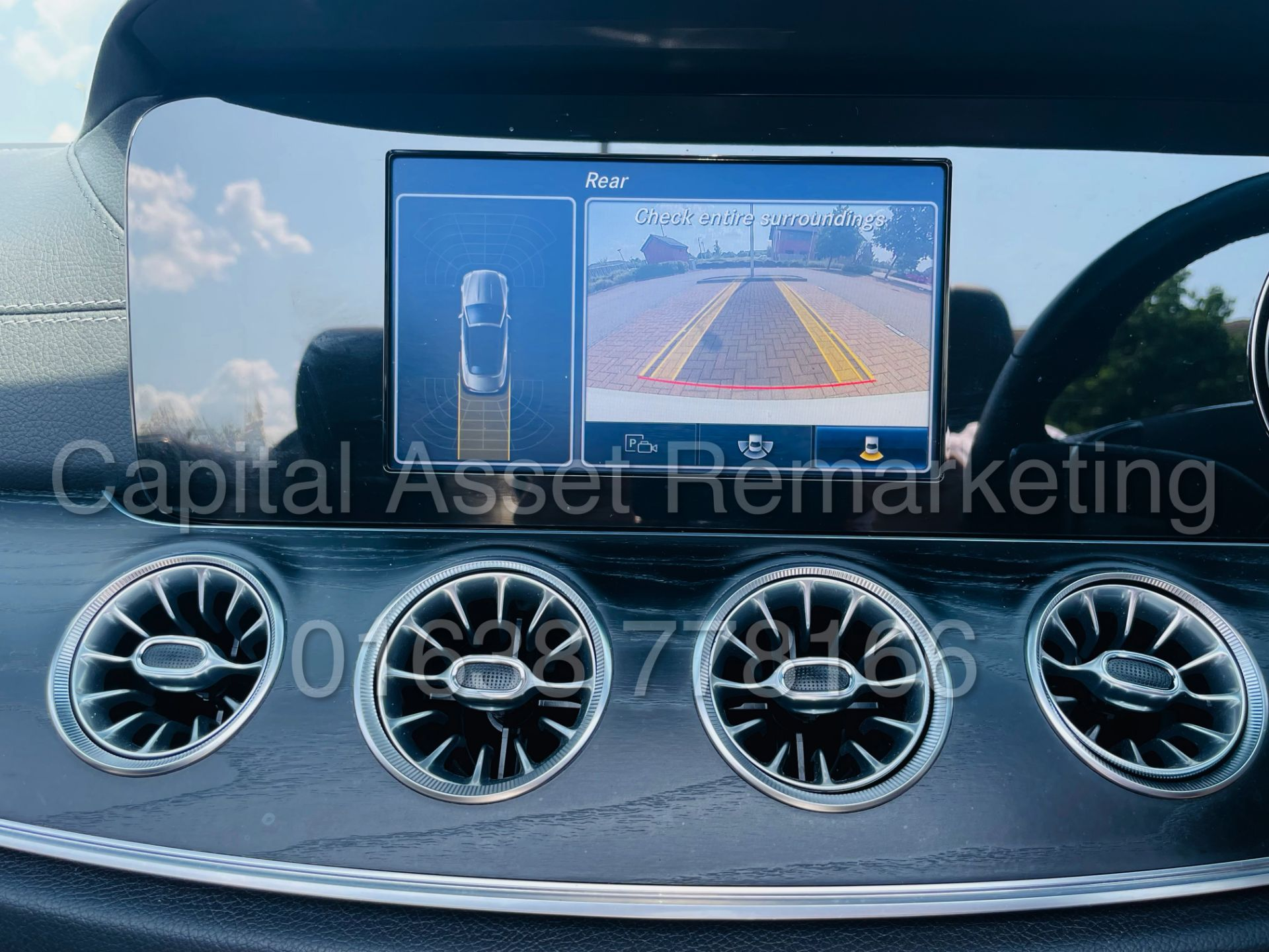 MERCEDES-BENZ E220d *AMG LINE PREMIUM - CABRIOLET* (2018 - EURO 6) '9G AUTO - LEATHER - SAT NAV' - Image 56 of 63