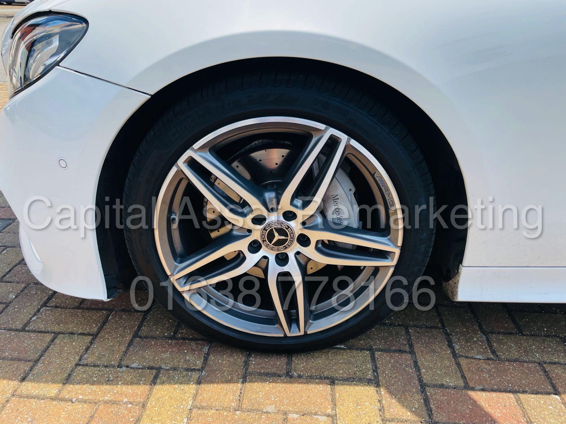 MERCEDES-BENZ E220d *AMG LINE PREMIUM - CABRIOLET* (2018 - EURO 6) '9G AUTO - LEATHER - SAT NAV' - Image 33 of 63