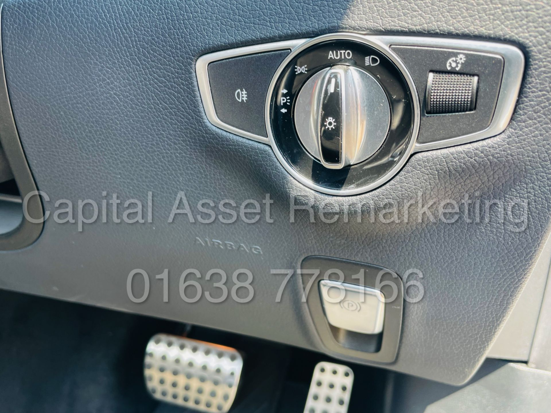 MERCEDES-BENZ E220d *AMG LINE PREMIUM - CABRIOLET* (2018 - EURO 6) '9G AUTO - LEATHER - SAT NAV' - Image 51 of 63