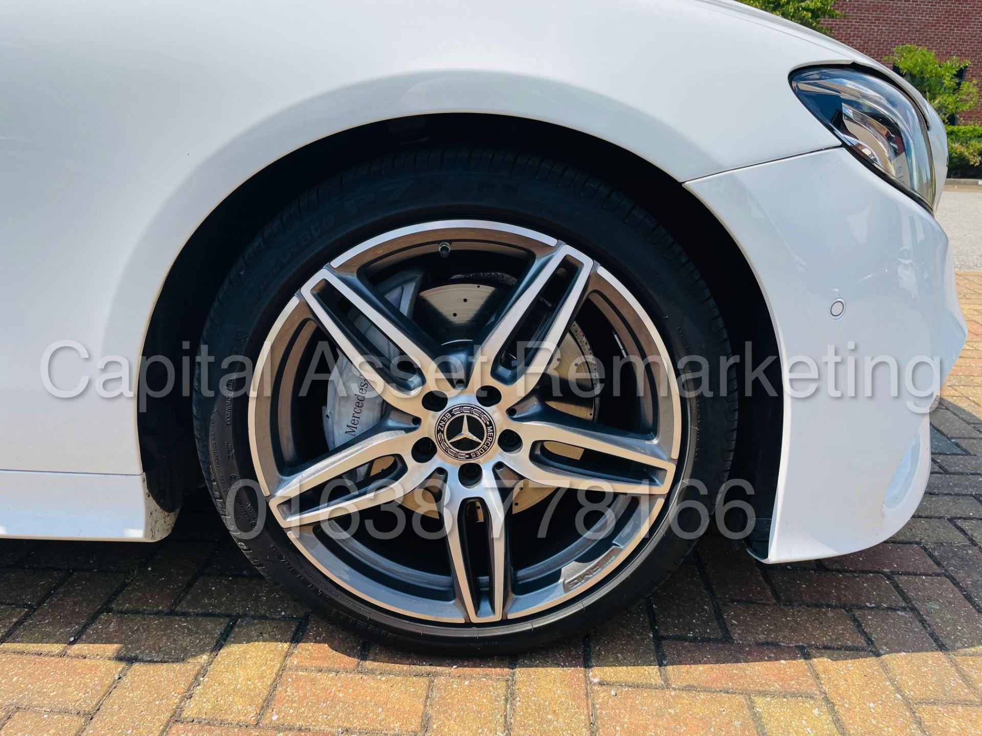 MERCEDES-BENZ E220d *AMG LINE PREMIUM - CABRIOLET* (2018 - EURO 6) '9G AUTO - LEATHER - SAT NAV' - Image 31 of 63