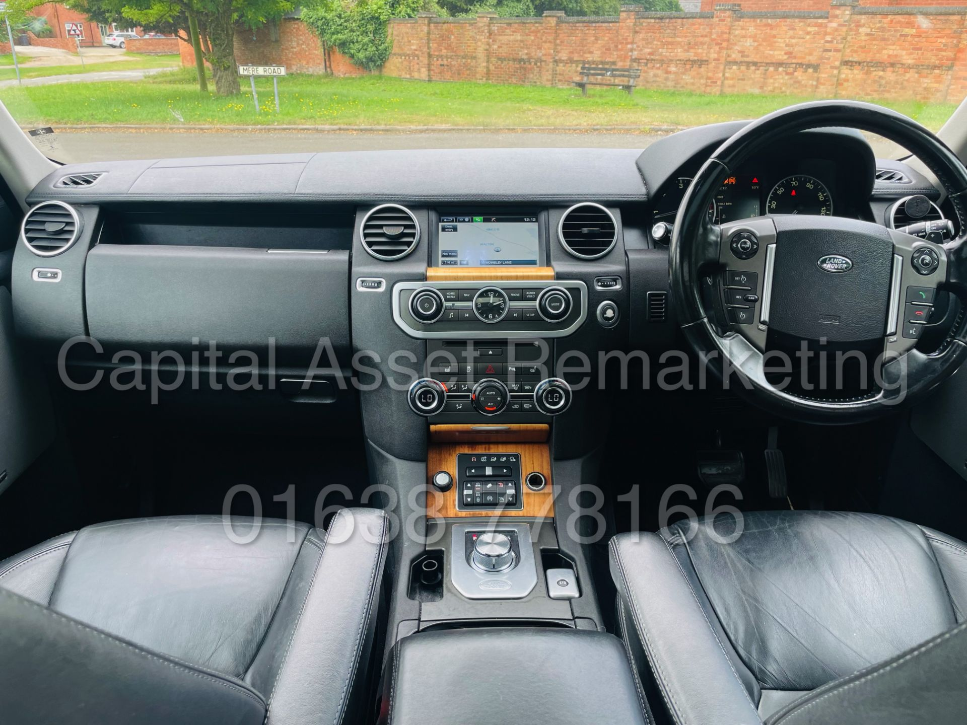 LAND ROVER DISCOVERY 4 *HSE* 7 SEATER SUV (2014 - NEW MODEL) '3.0 SDV6 - 255 BHP - 8 SPEED AUTO' - Image 36 of 61