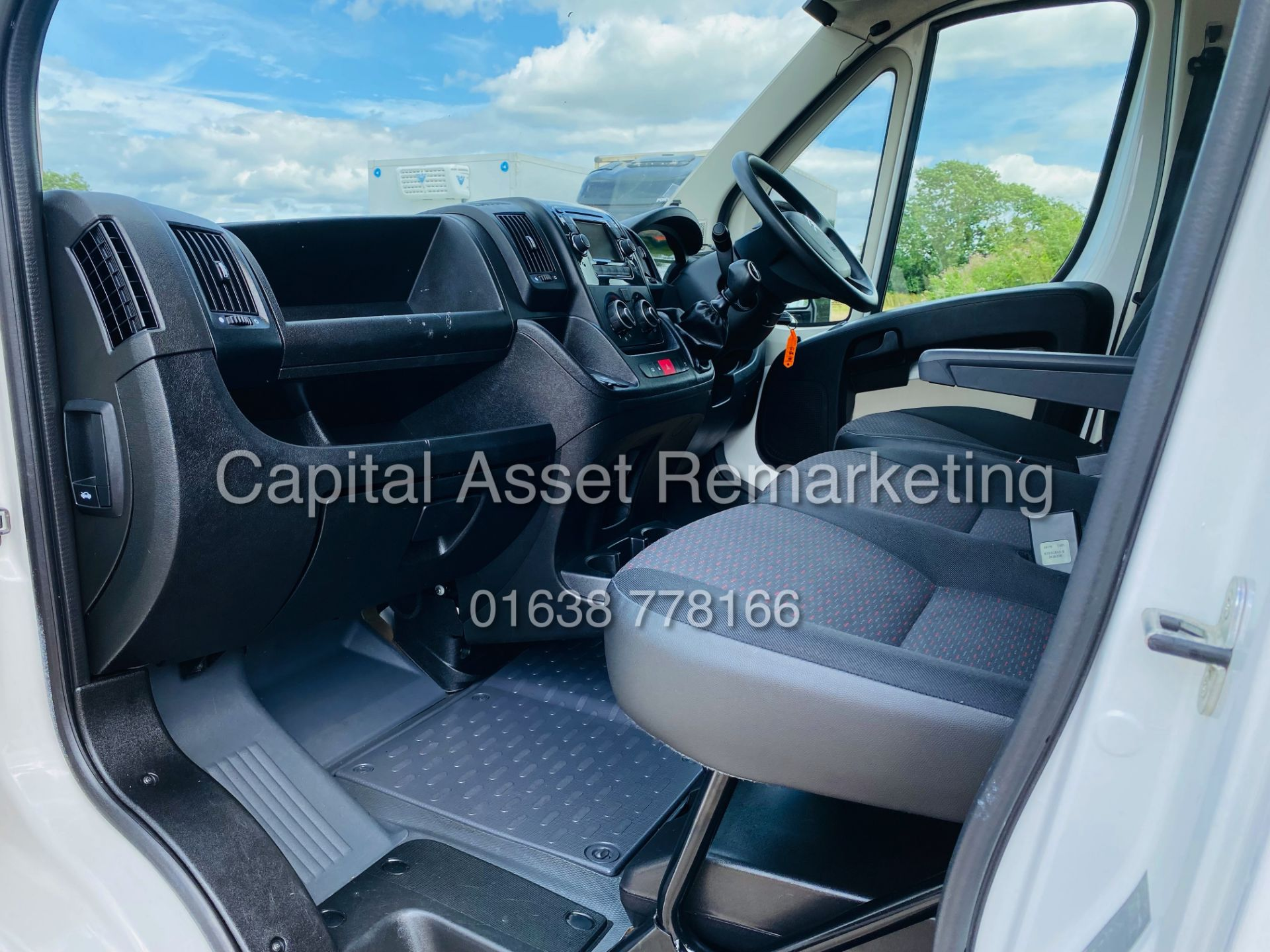 """ON SALE CITROEN RELAY 2.0 BLUE-HDI """"ENTERPRISE"""" L1H1 (2019 MODEL) AIR CON 6882 MILES ON THE CLOCK - Image 26 of 28"""
