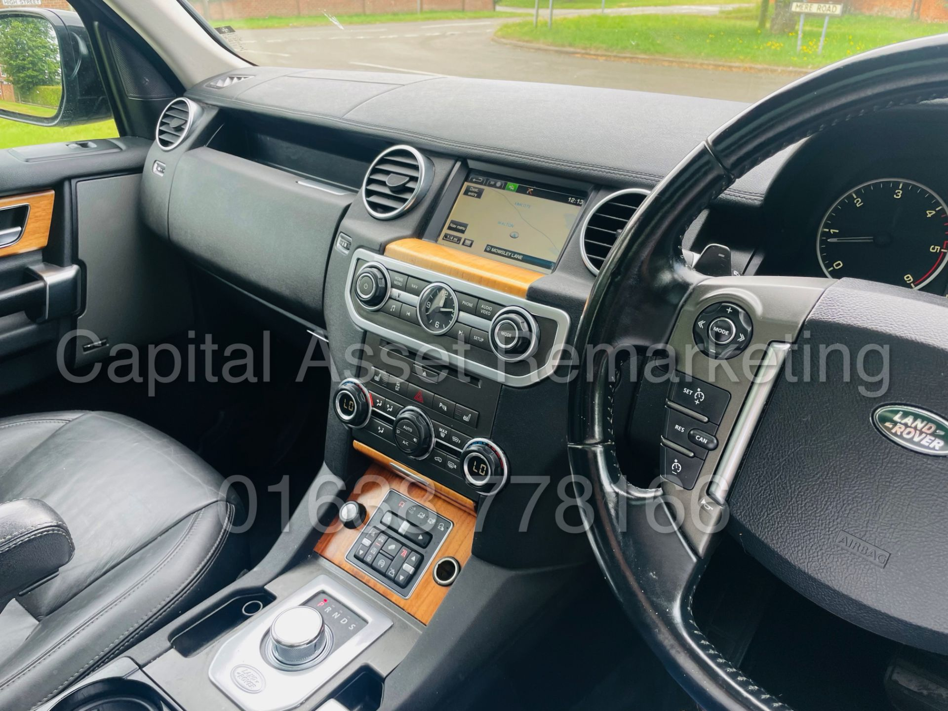 LAND ROVER DISCOVERY 4 *HSE* 7 SEATER SUV (2014 - NEW MODEL) '3.0 SDV6 - 255 BHP - 8 SPEED AUTO' - Image 50 of 61