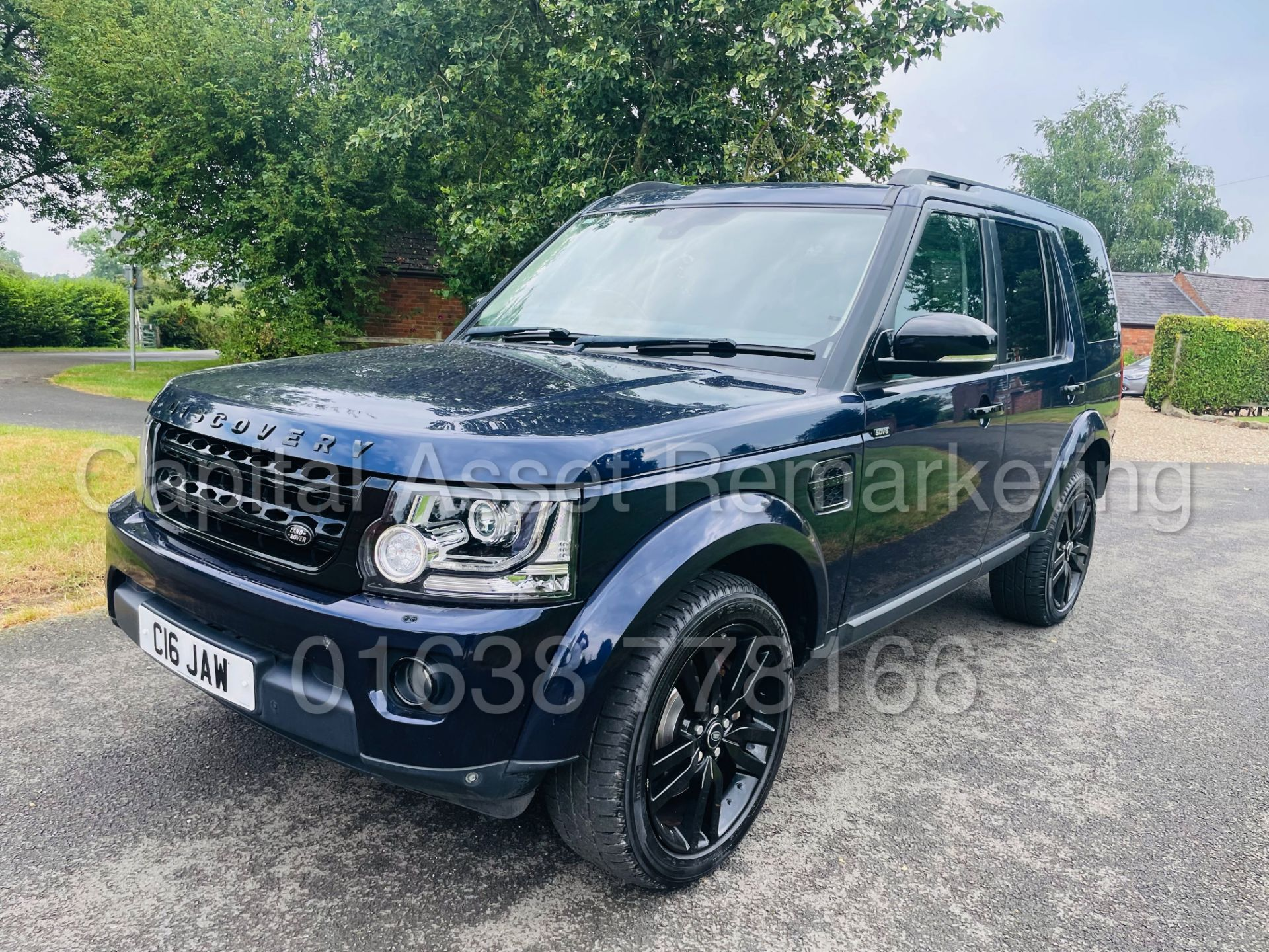 LAND ROVER DISCOVERY 4 *HSE* 7 SEATER SUV (2014 - NEW MODEL) '3.0 SDV6 - 255 BHP - 8 SPEED AUTO' - Image 5 of 61