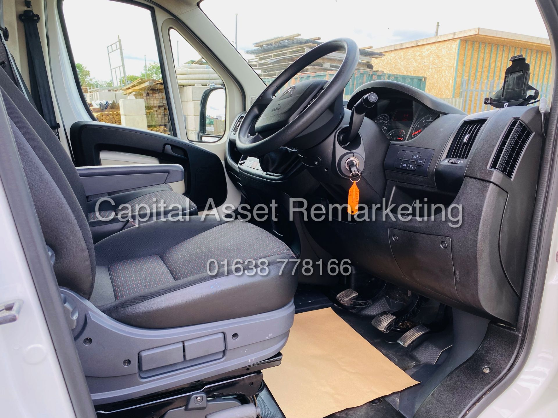 """ON SALE CITROEN RELAY 2.0 BLUE-HDI """"ENTERPRISE"""" L1H1 (2019 MODEL) AIR CON 6882 MILES ON THE CLOCK - Image 14 of 28"""
