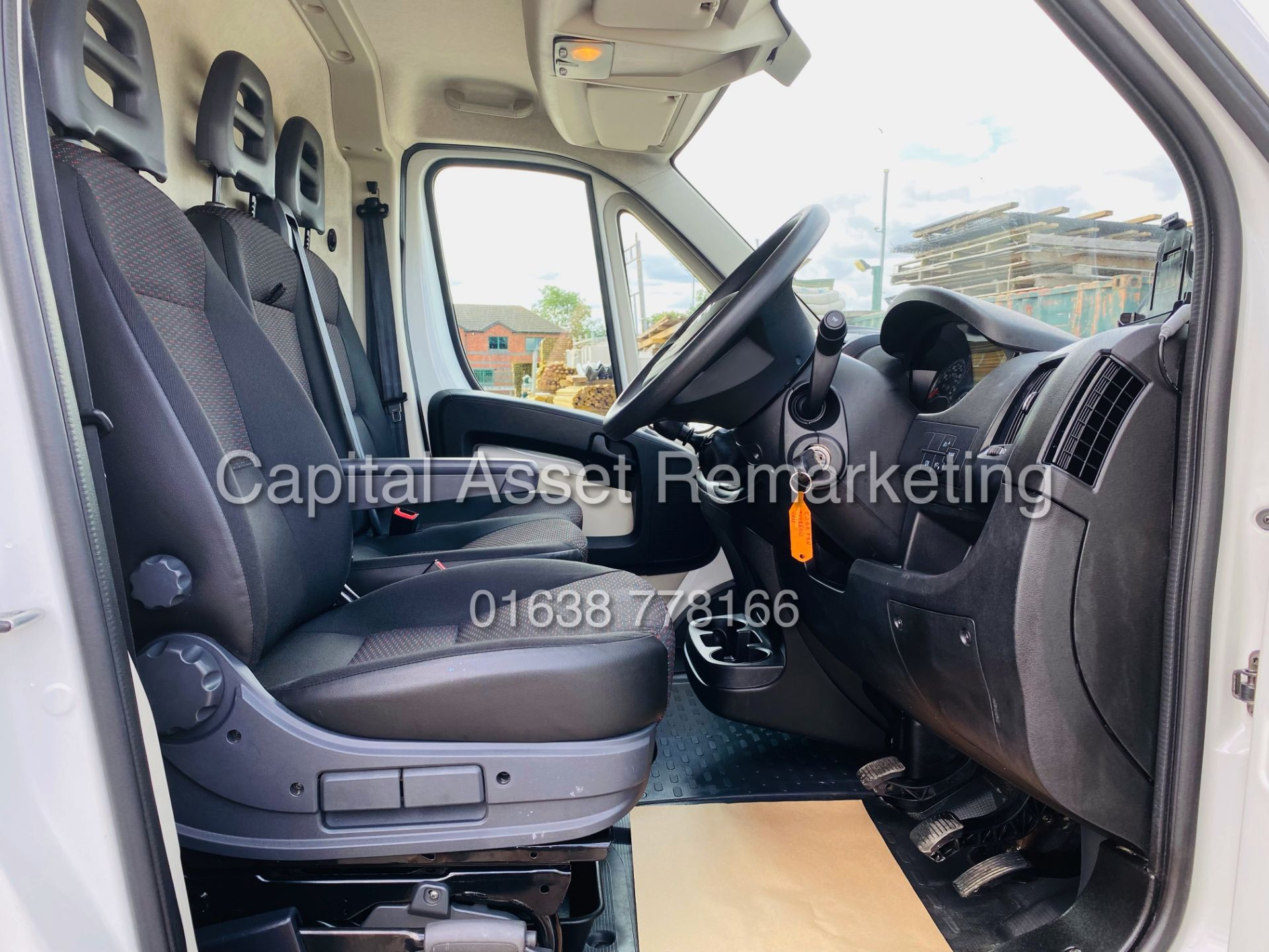 """ON SALE CITROEN RELAY 2.0 BLUE-HDI """"ENTERPRISE"""" L1H1 (2019 MODEL) AIR CON 6882 MILES ON THE CLOCK - Image 13 of 28"""