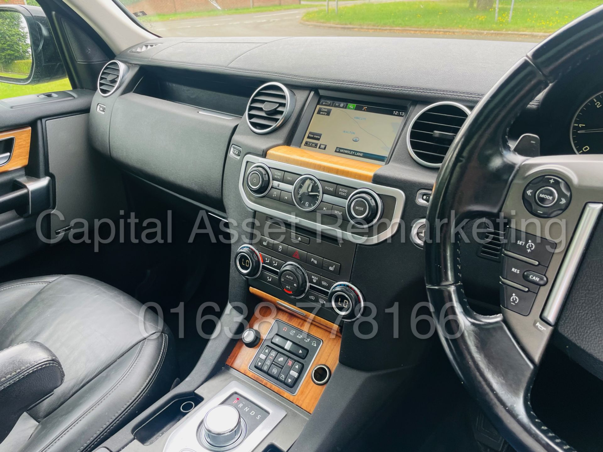 LAND ROVER DISCOVERY 4 *HSE* 7 SEATER SUV (2014 - NEW MODEL) '3.0 SDV6 - 255 BHP - 8 SPEED AUTO' - Image 51 of 61